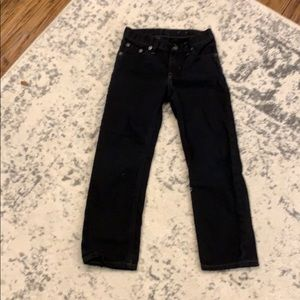 Polo by Ralph Lauren black jeans